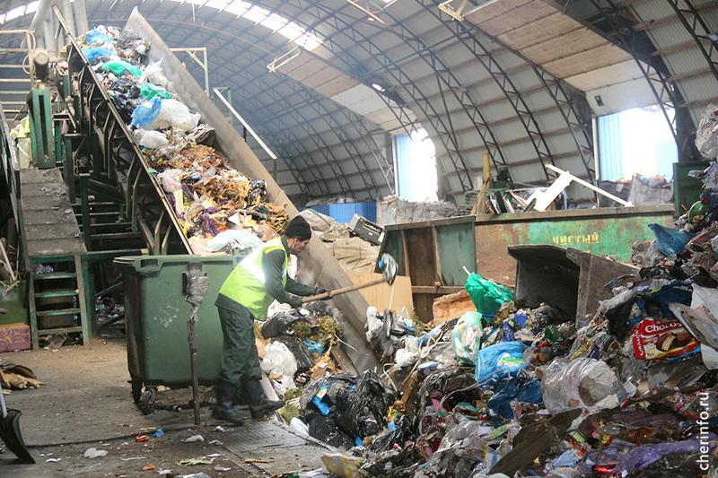 В Череповце тариф на мусор могут снизить в 2020 году