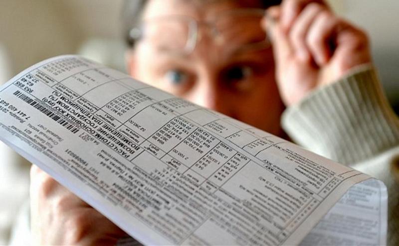 В России завышено более 60 процентов тарифов на коммунальные услуги
