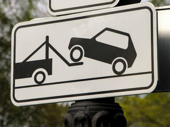 Тарифы на эвакуацию и штрафстоянку в Петербурге вырастут