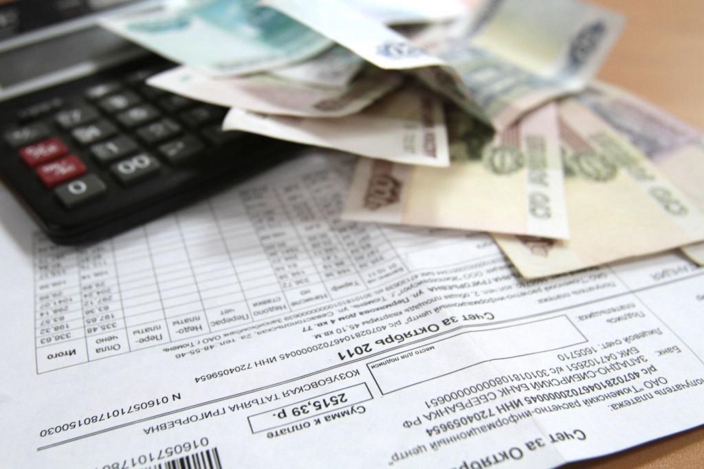 В Красноярске за полгода повысились тарифы на услуги ЖКХ