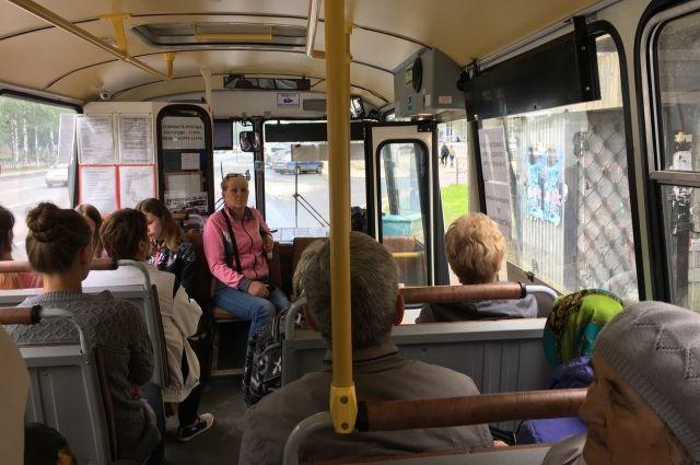 Новый тариф на проезд в автобусах Воронежа начнет действовать с 28 октября
