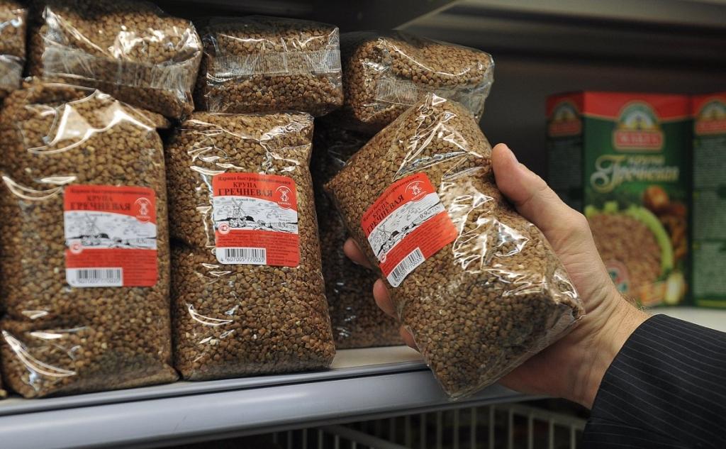 Поставщики сообщили о росте цен на гречку в России