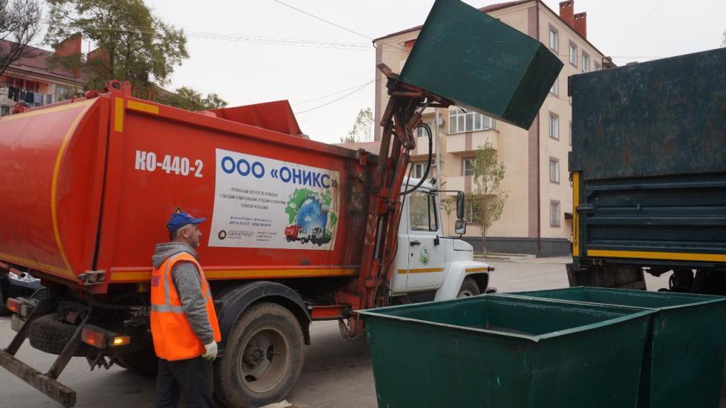Тариф на вывоз мусора в 2020 году в Чеченской Республике снизится на 20 процентов