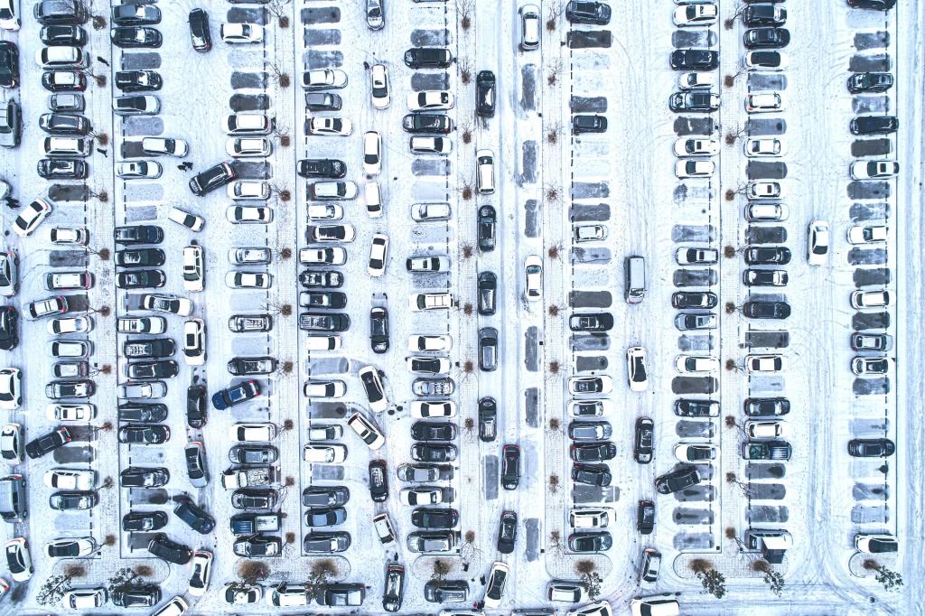 C 17 февраля расширяются зоны платной парковки и меняются тарифы