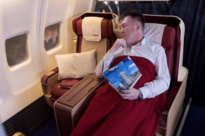 Аэрофлот вводит для классов Бизнес и Комфорт новый тариф