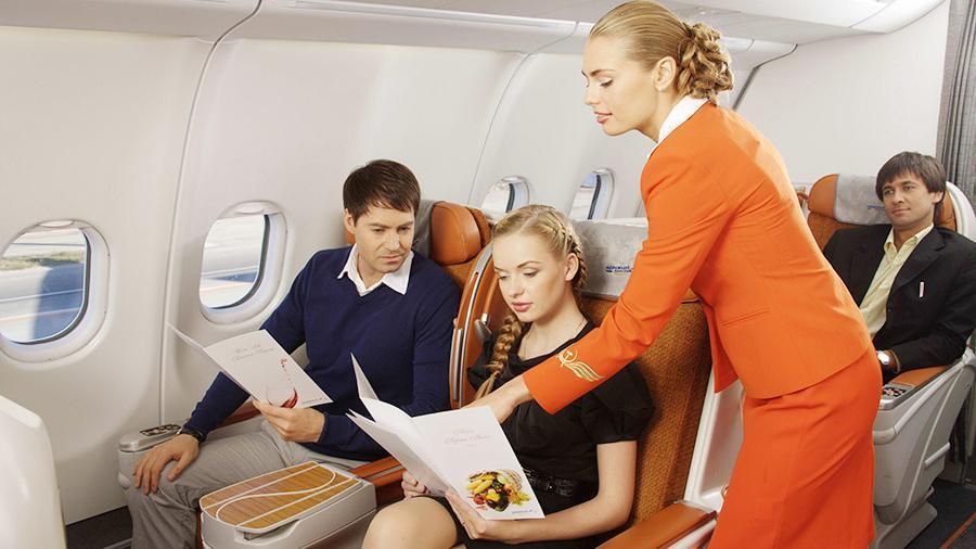 Аэрофлот предложит невозвратный тариф пассажирам классов бизнес и комфорт