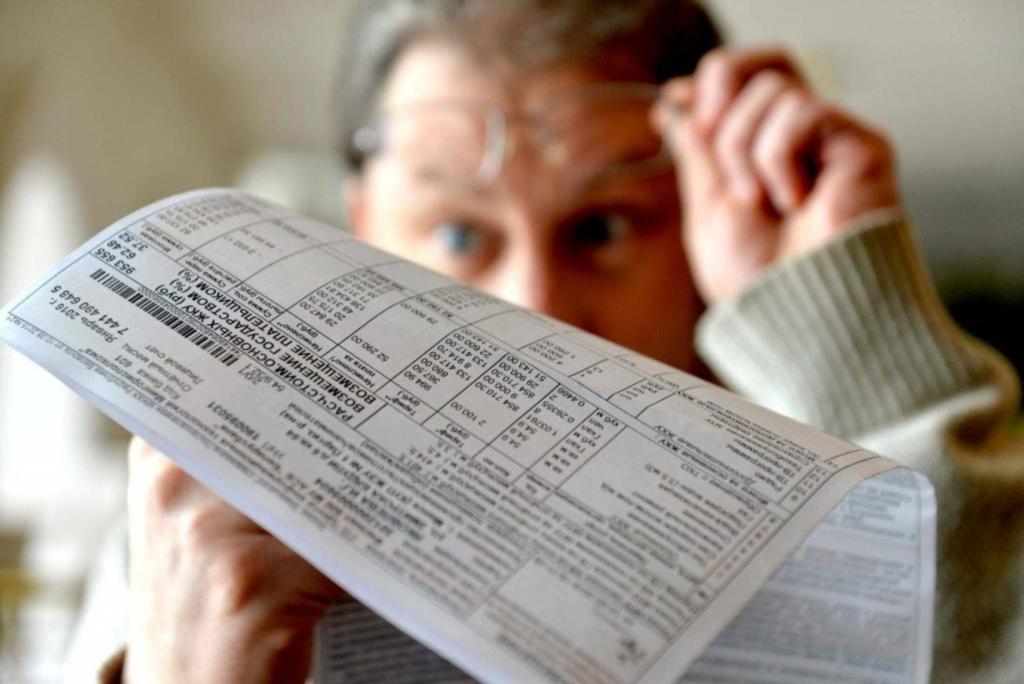 Правительство отменило пени за неуплату услуг ЖКХ
