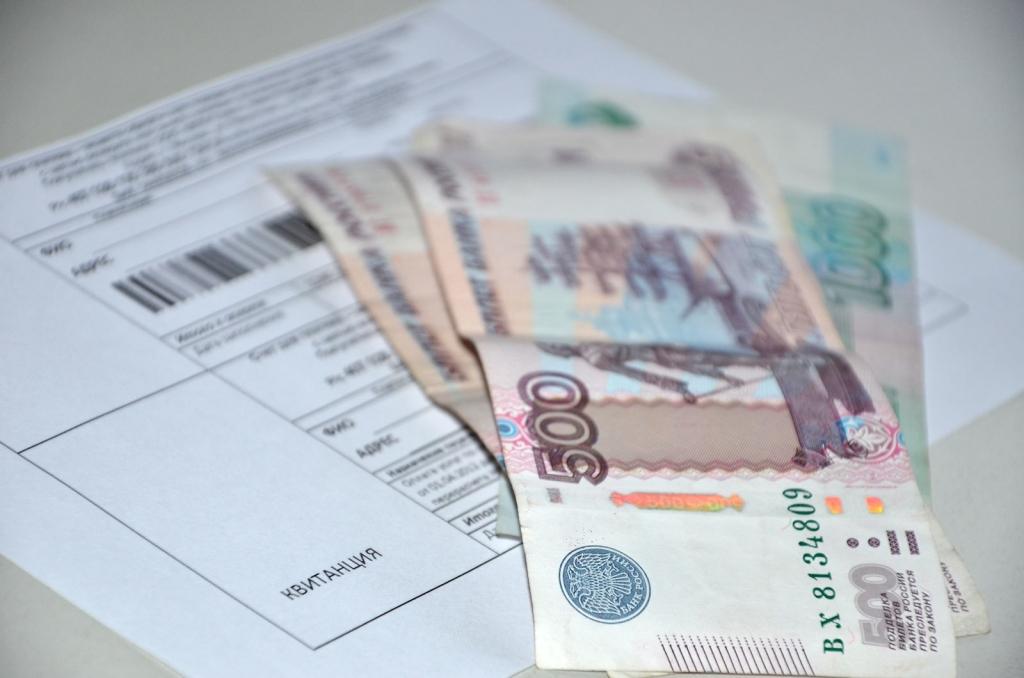 Рубли на квитанции: тарифы ЖКХ в России опять рассчитают по-новому