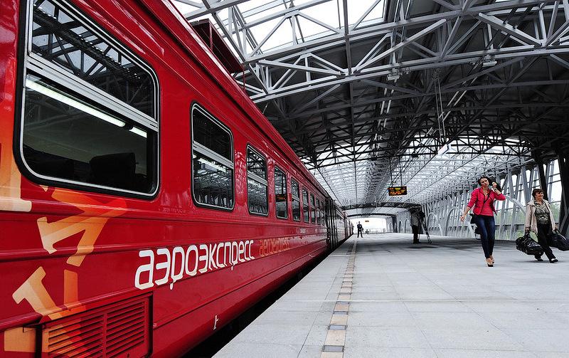 Аэроэкспресс возобновил регулярное движение поездов в Домодедово