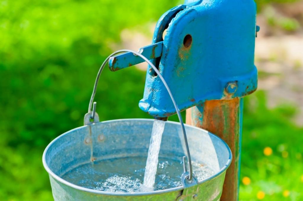 Вода из уличных колонок в Новой Усмани станет платной