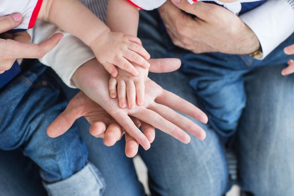 В июле российские семьи повторно получат выплату в 10000 рублей на каждого ребенка