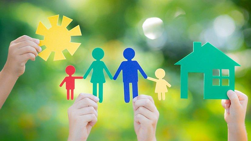 Многодетным семьям в России хотят снизить тарифы ЖКХ