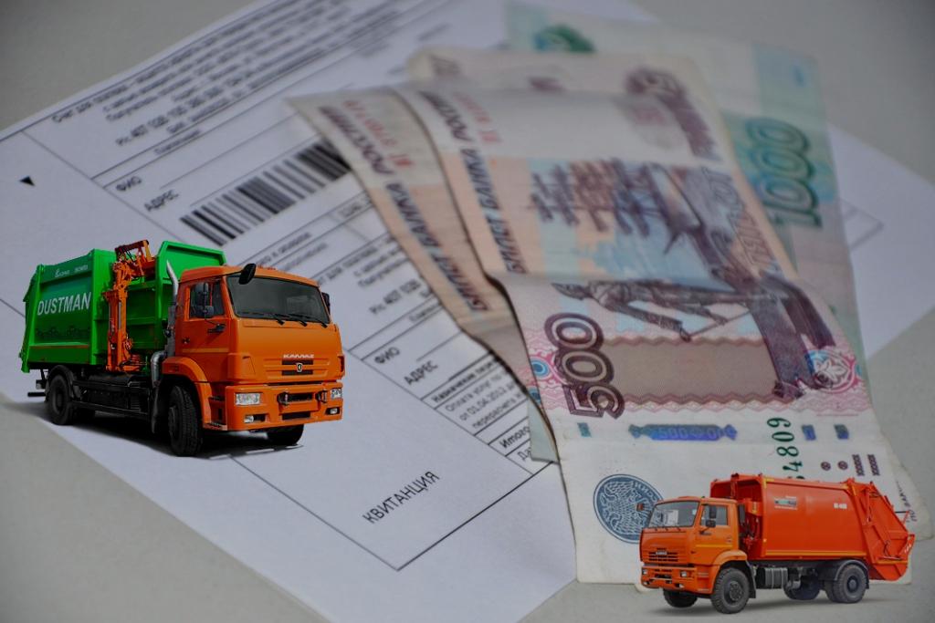 Обнародованы новые тарифы за услуги по вывозу мусора в Башкирии