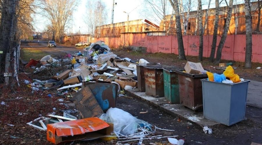 Тарифы на вывоз мусора в Бийске выросли почти на 20 рублей