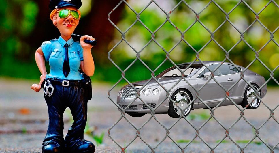 За долги по ЖКХ у казанца забрали машину