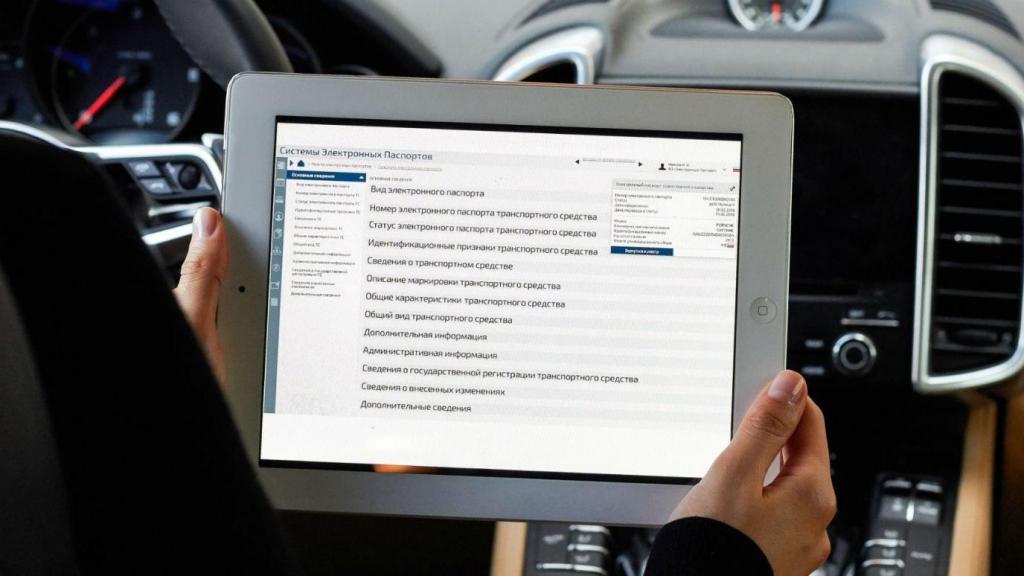 Электронный автопаспорт, оформление ДТП, тарифы на платные дороги: что изменилось с 1 ноября