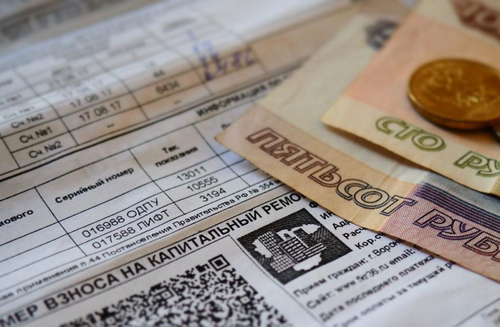 Власти пообещали воронежцам рост тарифов на уровень инфляции