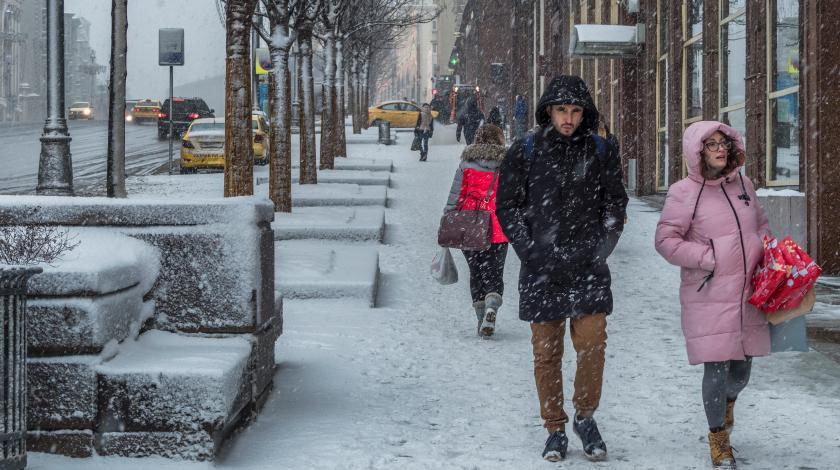 Россиянам придется пережить аномальные морозы