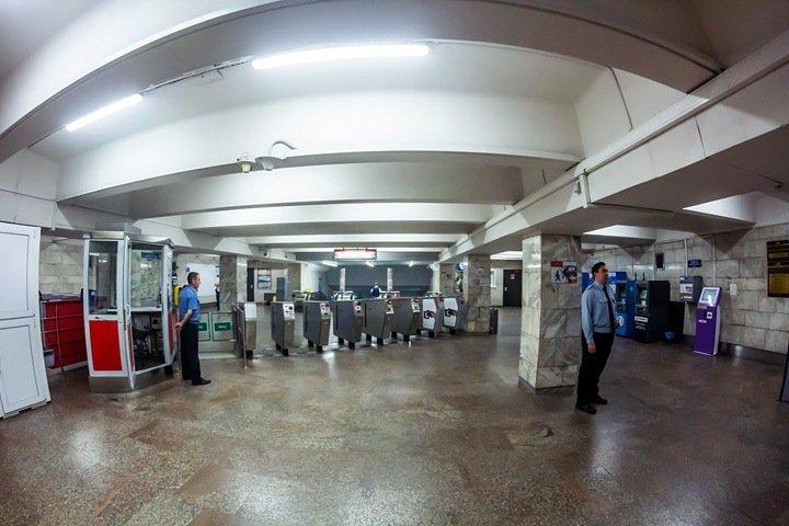 Новосибирское правительство повысило тариф на проезд в метро