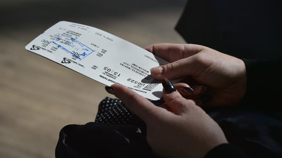 Минтранс просят отменить плату за выбор места в самолете