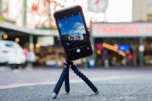 Как сделать профессиональные кадры мобильным телефоном