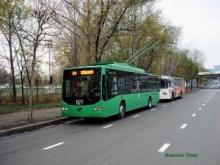 Казанский троллейсбус