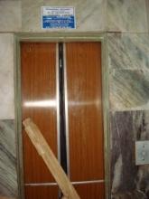 лифты, работа лифтов, остановлены лифты