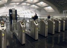С января в метро будут пускать по мобильнику
