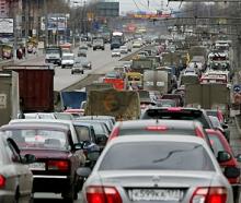 Въезд в Москву может стать платным