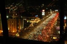 План мэра Москвы С. Собянина по борьбе с пробками