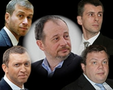 Forbes составил рейтинг 200 богатейших бизнесменов России