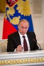 Путин возмущен ростом тарифов на услуги ЖКХ