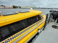 Новые тарифы на проезд в аквабусах - Санкт-Петербург 2013