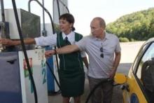 Цена на бензин в Москве установила новый рекорд летом 2014 года