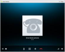 Звонки на телефон через Skype могут быть запрещены