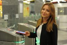 Школьники, студенты и аспиранты могут пользоваться льготным проездом в столичном транспорте