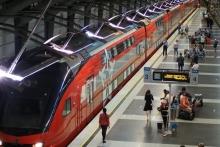 Отдельный тариф создадут для пассажиров аэроэкспресса на станции Окружная