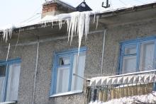 В Барнауле могут появиться крыши с подогревом, которые спасут от сосулек