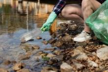 В Кабардино-Балкарии из-за нового «мусорного тарифа» загрязняется река
