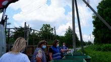 В Липецке жителям частного сектора пригрозили повышением тарифа на вывоз мусора