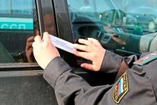 У жителя Стерлитамака арестовали автомобиль за систематические нарушения ПДД