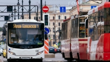 Смольный утвердил тарифы на проезд в общественном транспорте в новом году