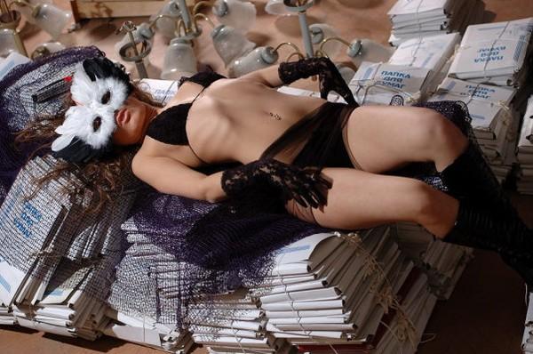 Конкурс Мисс ЖКХ-2010
