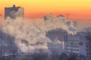 Москва - где ЖКХ теряет тепло?