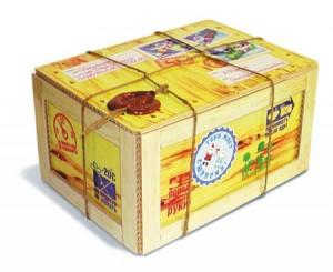 посылка, пересылка, «Почта России»
