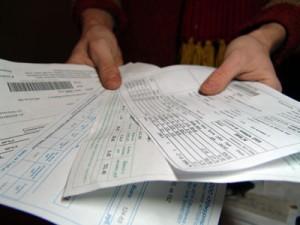 платежки, повышение тарифов, содержание придомовых территорий