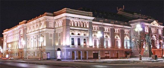 Правила приема в Санкт-Петербургскую государственную консерваторию (академия) им. Н.А. Римского-Корсакова (СПбГК) в 2010 году
