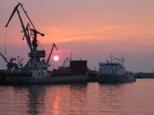 морской порт Азов