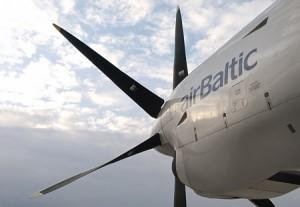 AirBaltic, Рижский аэропорт