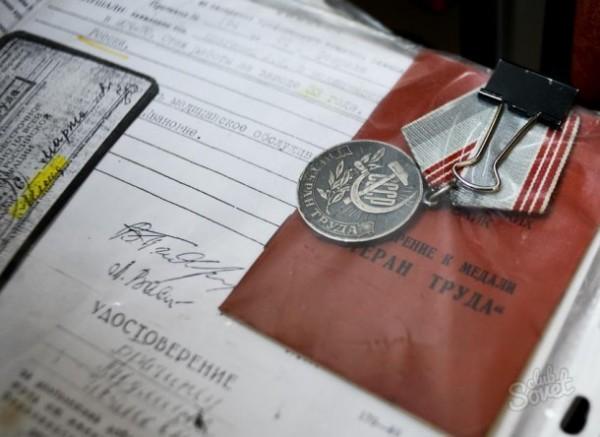 Права и льготы ветеранам труда в России